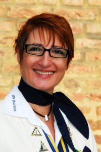 2. Vorsitzende Elke Tebartz