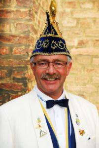 Präsident Willi Holtappels