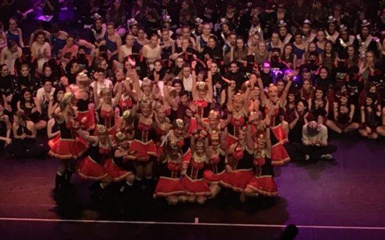 Showgirls gewinnen Duisburger Tanztage 2017