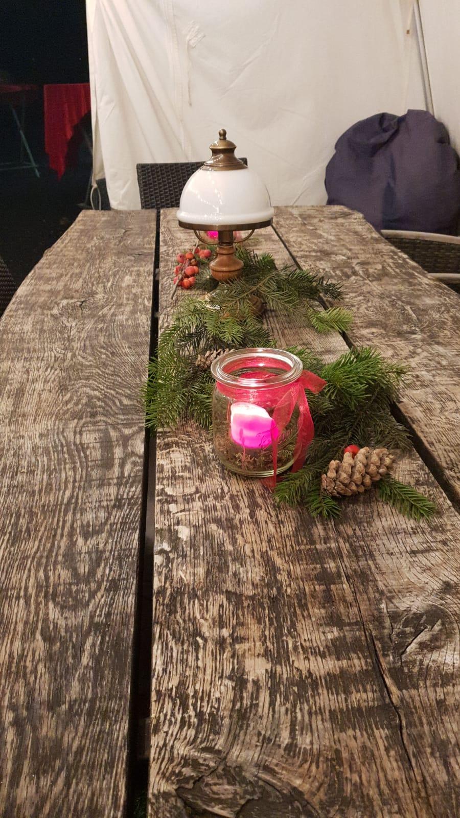Adventsausstellung bei Flora-Design